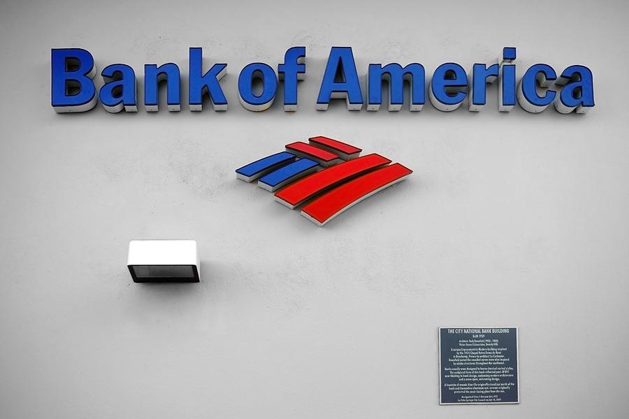 bank of america paper