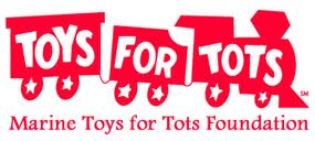 Marine Toys for Tots